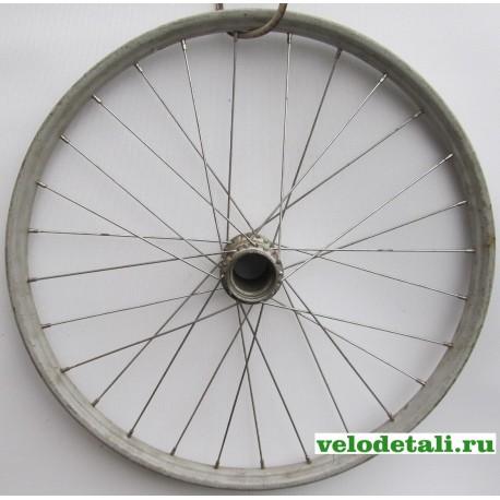 """Заднее колесо для детского велосипеда """"Школьник""""."""